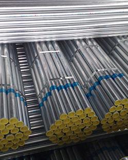 镀锌钢管加工